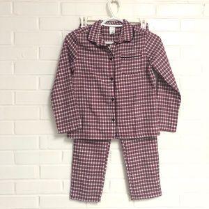 NWT Gap Pajama Set Size 8 Medium